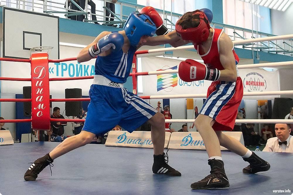 Бокс юношей картинки